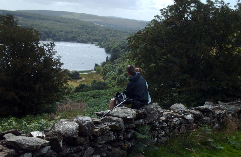 Guided Walking Holiday in Wicklow Ireland