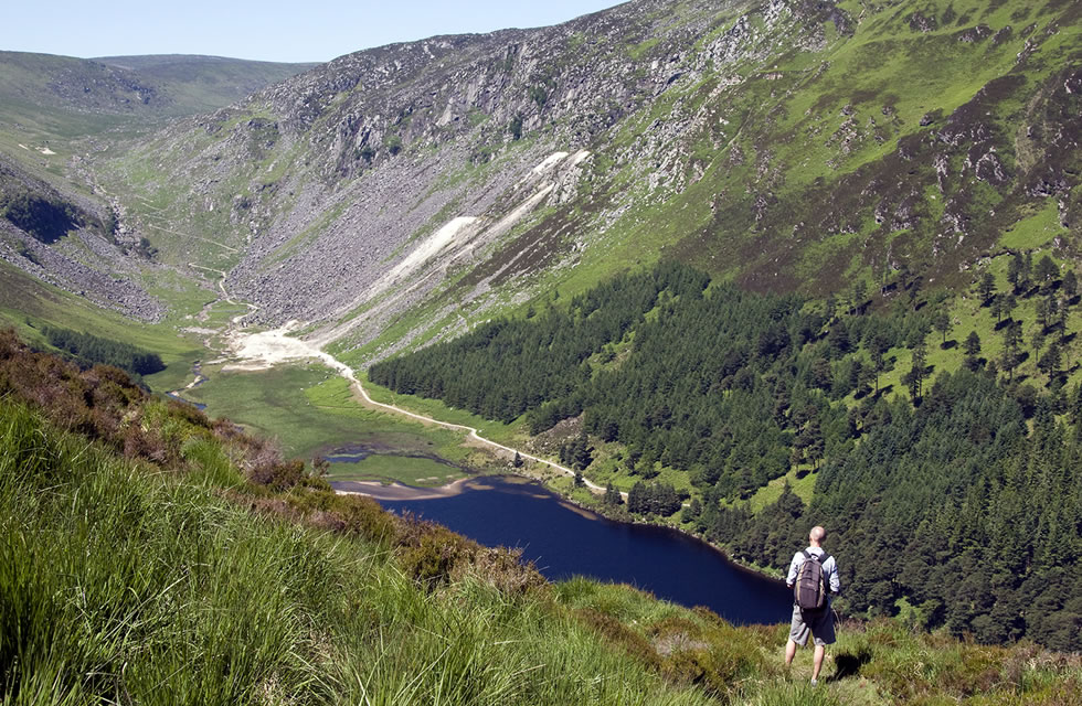 Self Guided Walking Wicklow Ireland